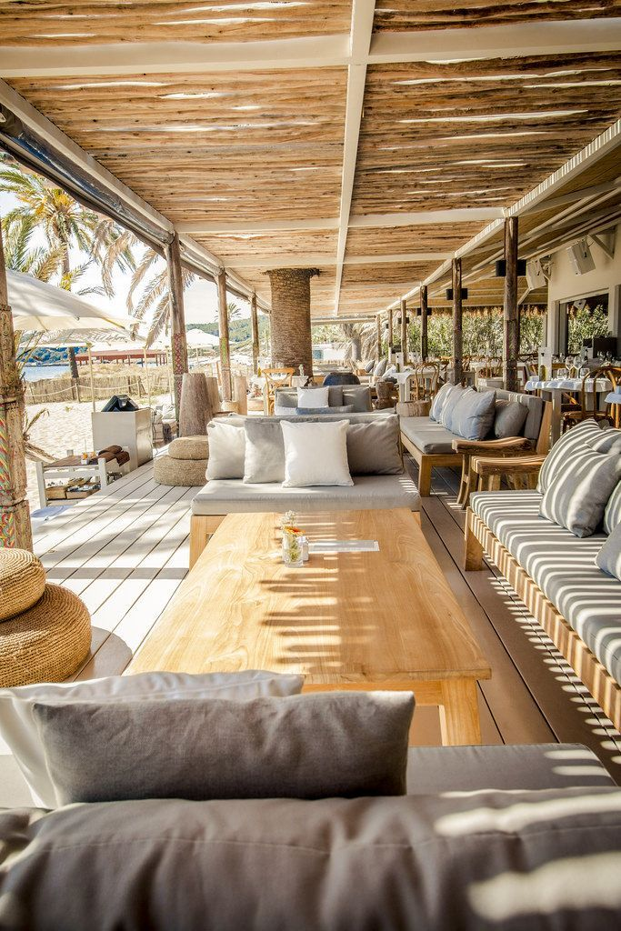 pictureofbeach Restaurant design