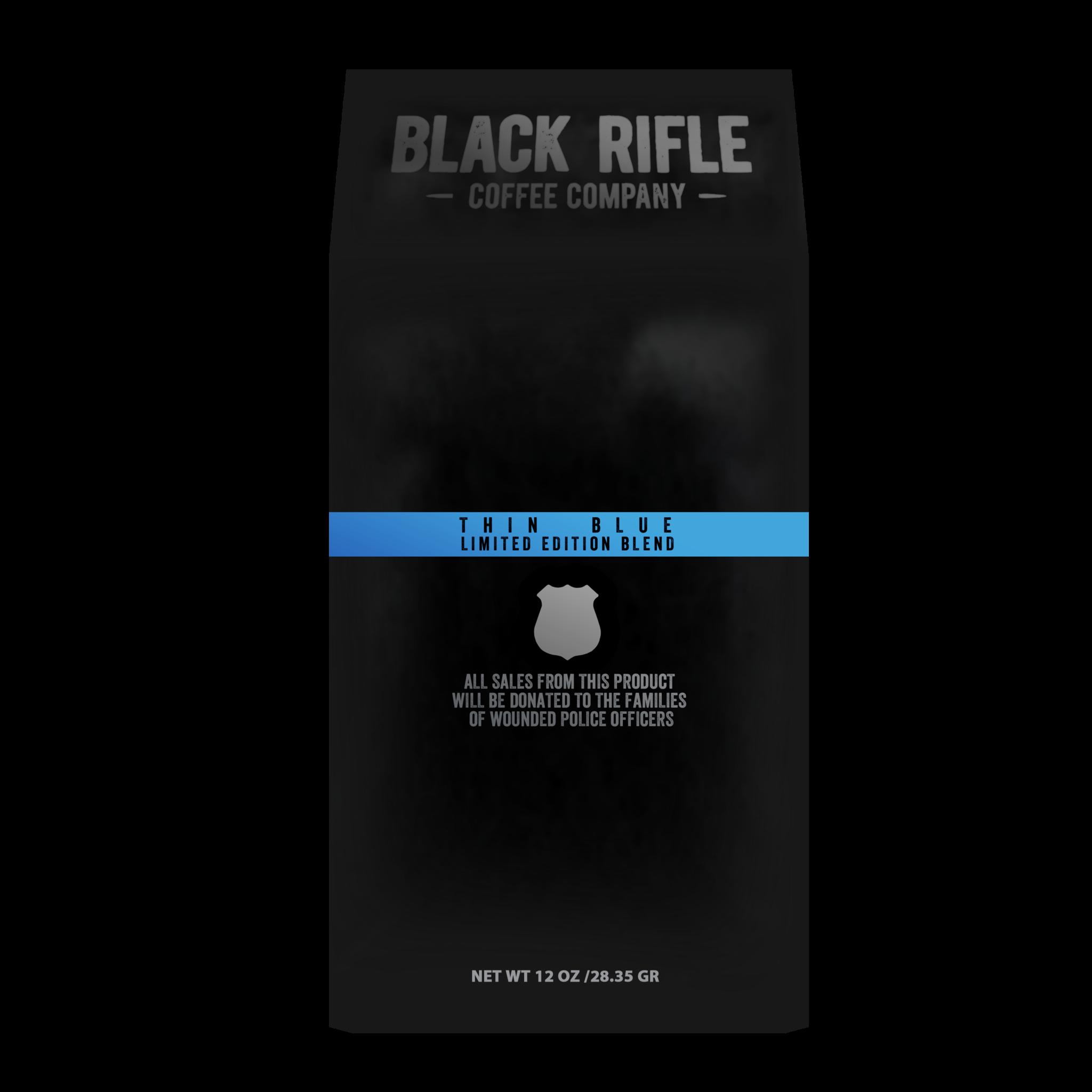 Thin Blue Line—Limited Edition Blend - Black Rifle Coffee Company