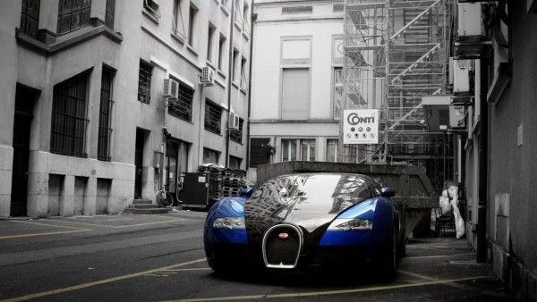 Bugatti Veyron Grand Sport 2012