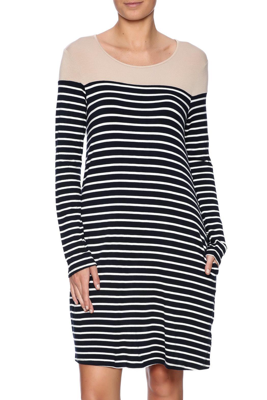Stripe dress pinterest