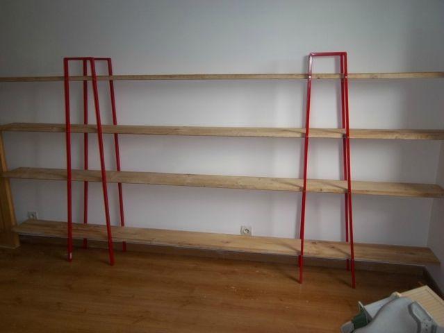 Diy d tourner des tag res ik a lerberg broc 39 kids meubles home decor ikea hack et decor - Diy meuble ikea ...
