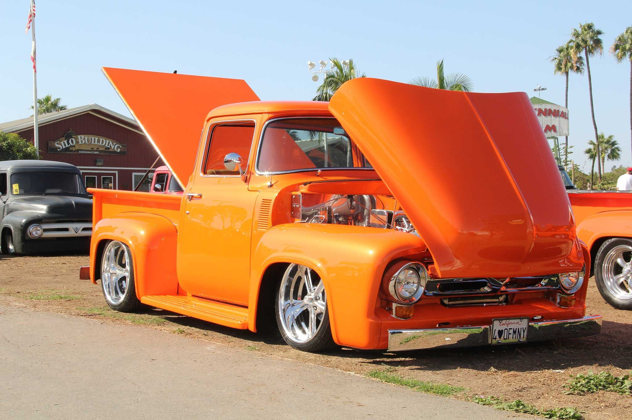 1956 chevy tattoo submited images pic2fly - Sick 56 Ford F100 56 Ford F100 Pinterest Ford Ford Trucks And Cars