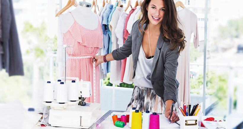 What Should Study To Be A Fashion Designer Become A Fashion Designer Fashion Merchandising Fashion Jobs