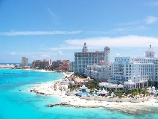 The Riu Cancun