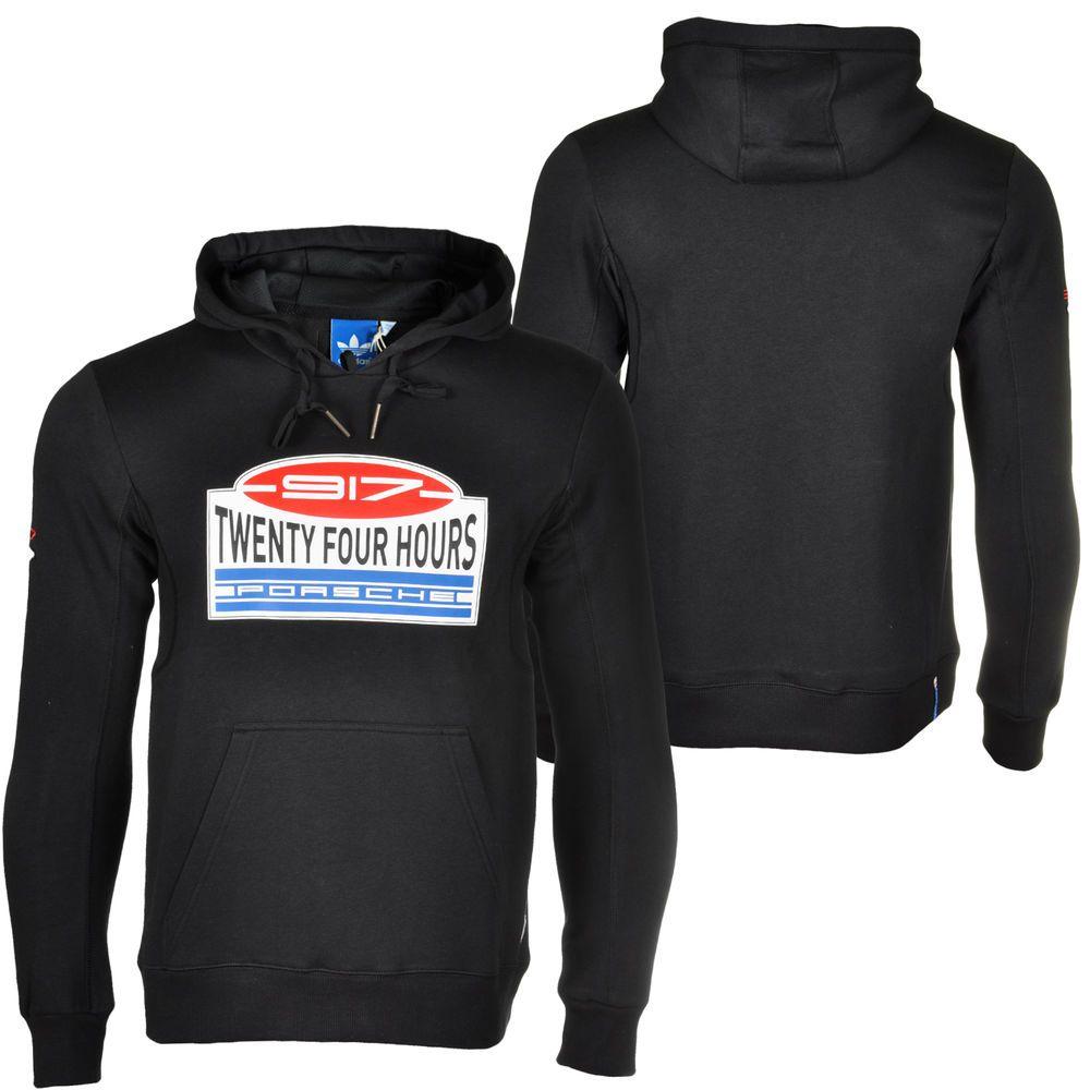 ADIDAS PORSCHE 917 SPORT 24 Hours Hoddie SWEATER (With