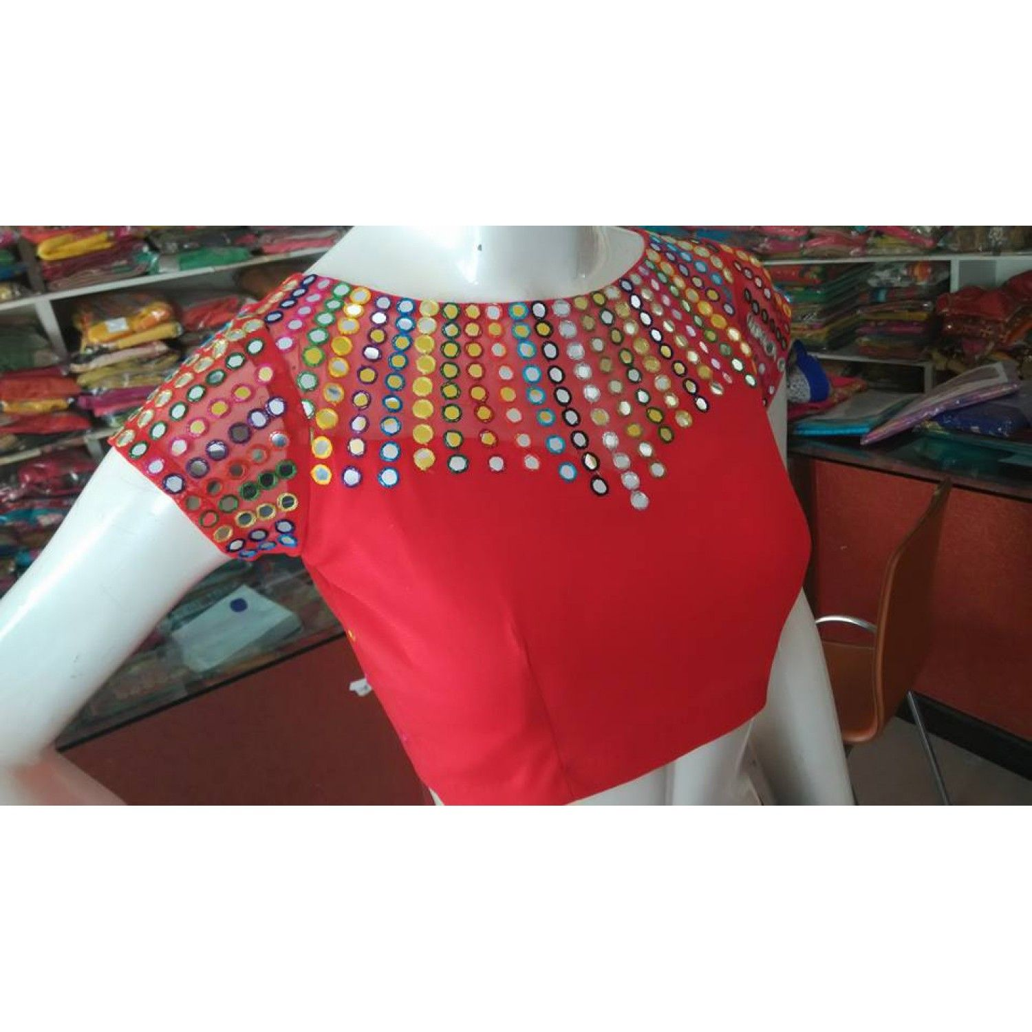 e0361e63fcaa7 Boat Neck Readymade Beautiful designer silk work blouses good quality with  best buy Free Shipping within india