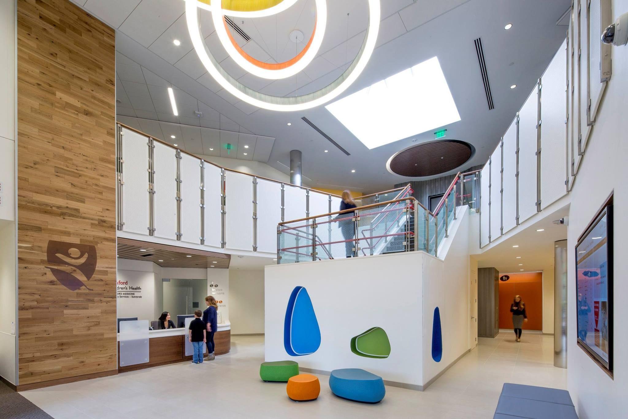 Stanford Children's Health Palo Alto, CA 3 LA2 Large Rings