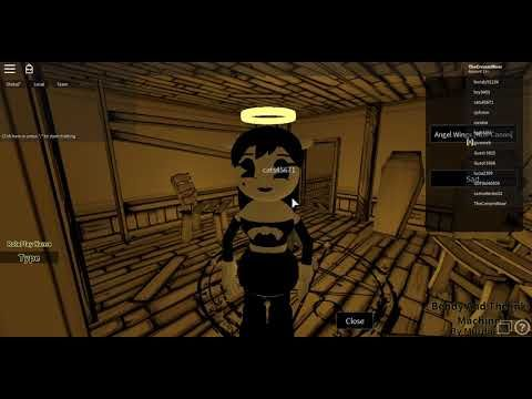 Pin By Maureen Wik On Roblox Tour Bendy And The Ink Machine