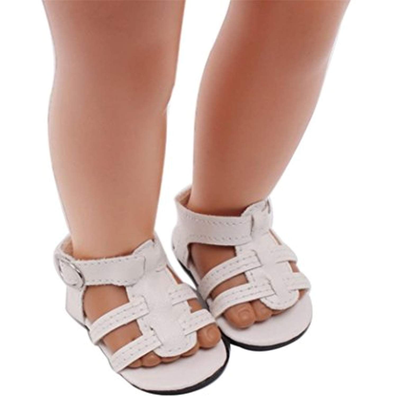 for 18 inch American girl doll shoes multi-style sandals shoe accessories