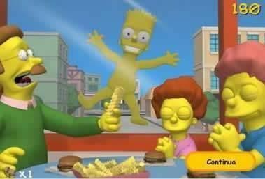 Bart simpson skateboarding naked confirm