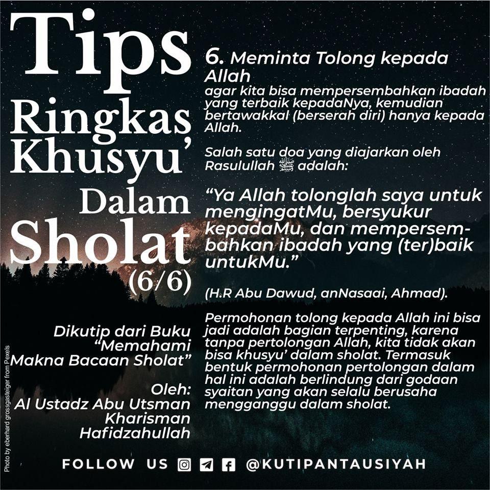 Pin Oleh Azlina Jamil Di Islamic Quotes Motivasi Sembahyang Doa