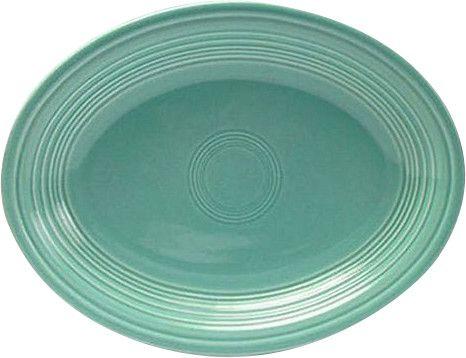 Oval Platter by Fiesta
