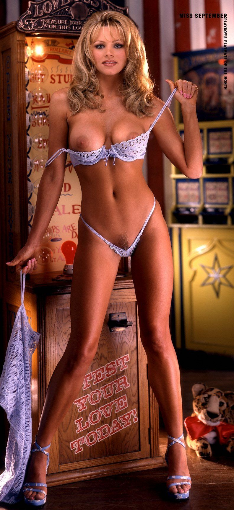 Nikki ziering nude Playboy