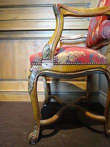 Chair Style Régence