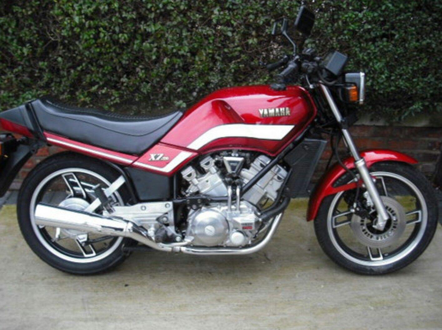 Yamaha XZ 550   2-Wheeler World   Pinterest   Yamaha motor