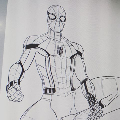 spidermanhomecoming #spiderman #wip   Spider-man   Pinterest