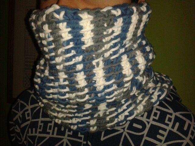 Crochet tunecino!