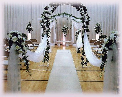 Planning weddings marriage commissioner marie rushton golka planning weddings marriage commissioner marie rushton golka indoor wedding decorationsaisle junglespirit Images