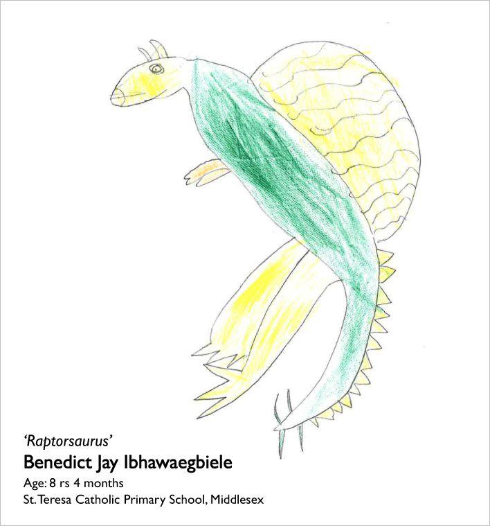 Benedict Jay Ibhawaegbiele, age 8 years 4 months, St. Teresa ...