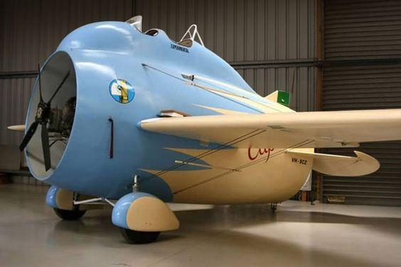 1930's Caproni-Stipa