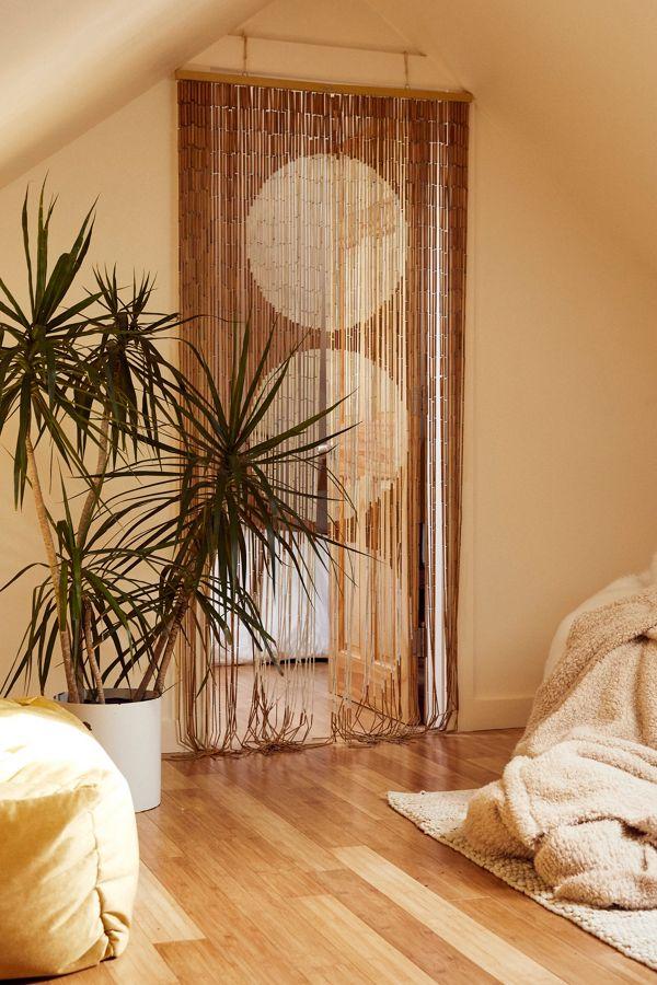 Big Dot Bamboo Beaded Curtain Bamboo Beaded Curtains Bamboo