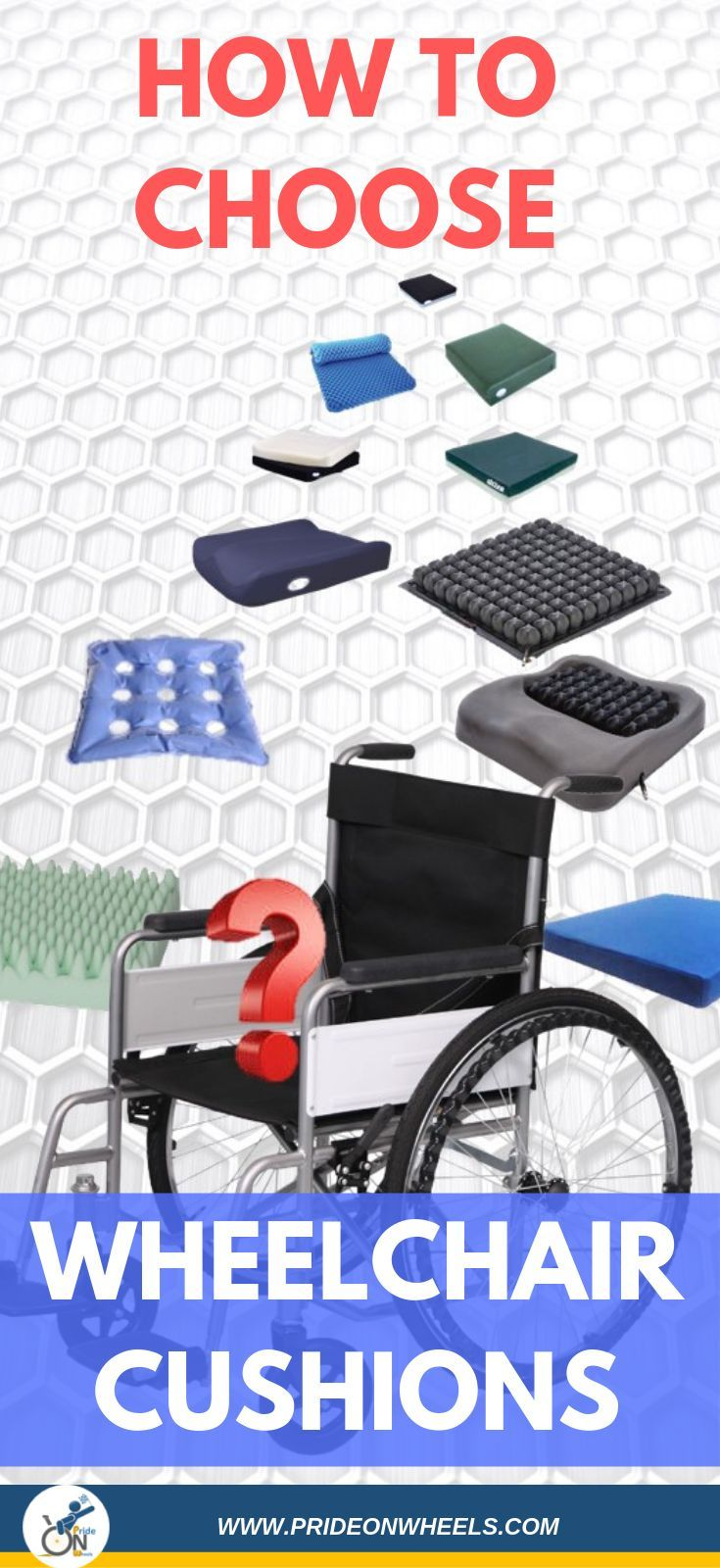 How to Choose A Wheelchair Cushion? in 2020 (With images
