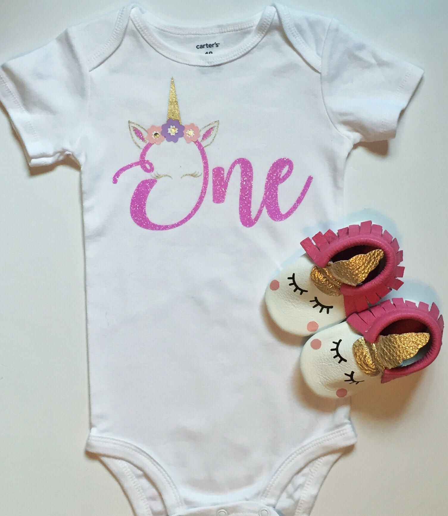 4b699aa0c First Birthday Shirts, Baby Girl 1st Birthday, Unicorn Birthday Parties,  Unicorn Party, First Birthday Parties, Happy 1st Birthdays, Unicorn Shirt,  Birthday ...