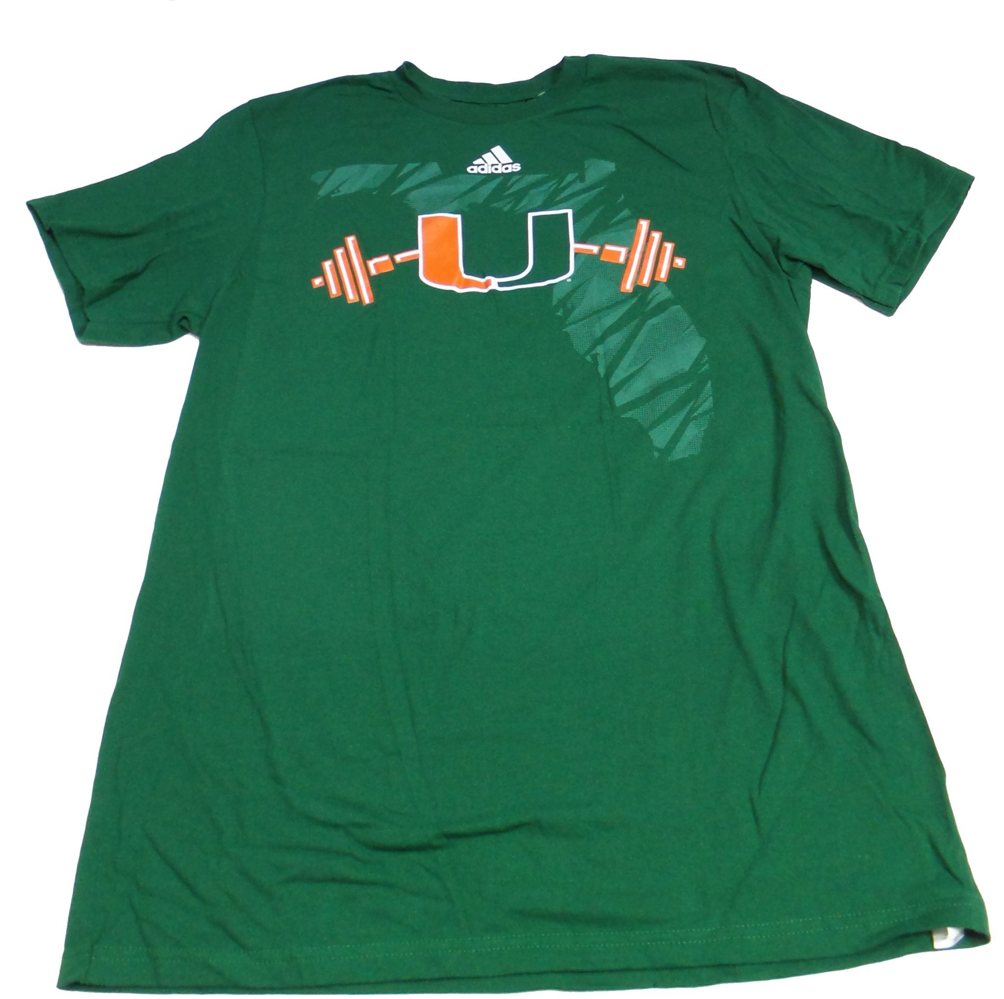 0a982c762ac0 Team pattern ugly sweater Officially Licensed Miami Hurricanes T-Shirt