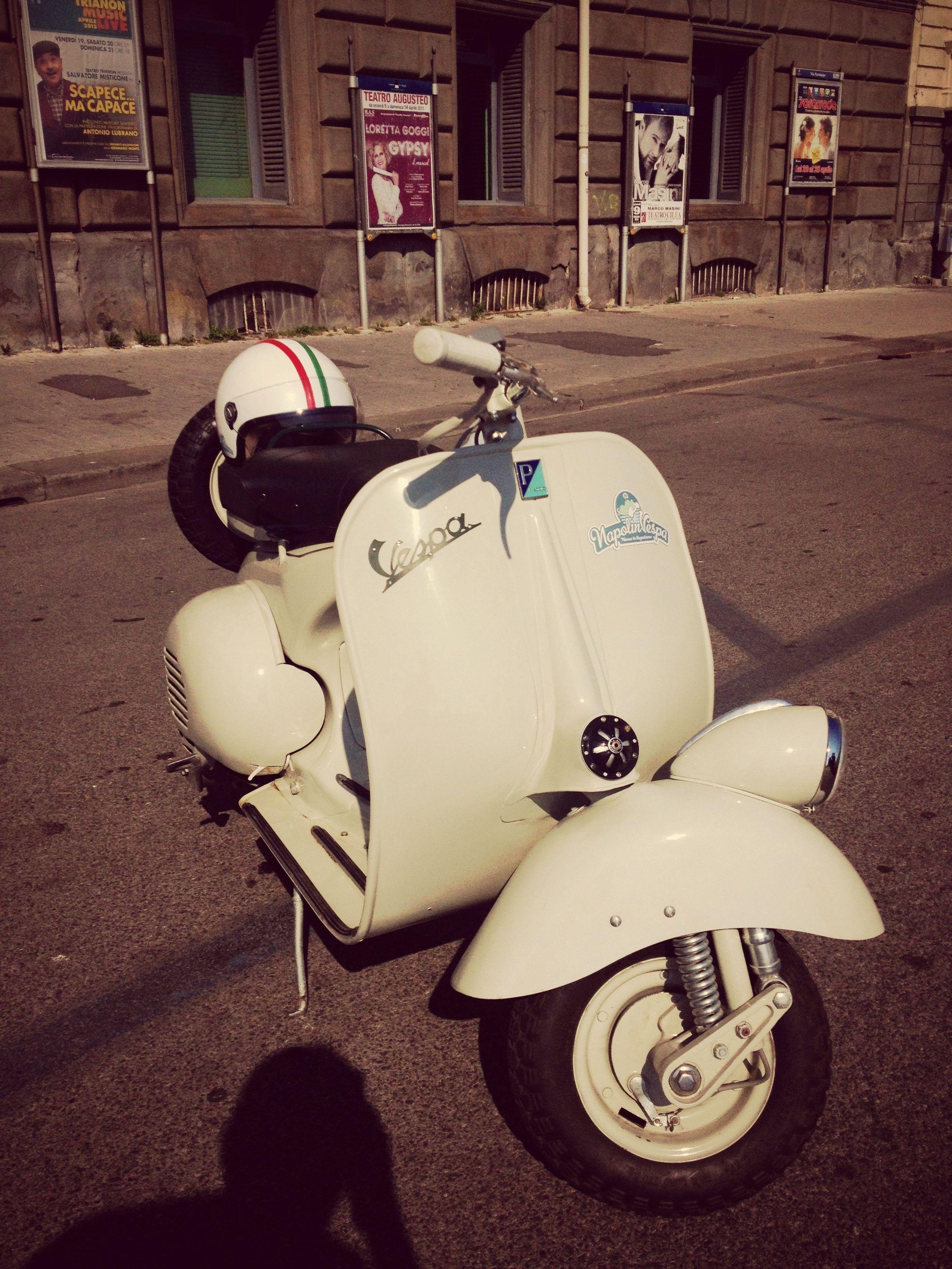 Vespa - The Italian Lifestyle Dream ride | other | Italian ...
