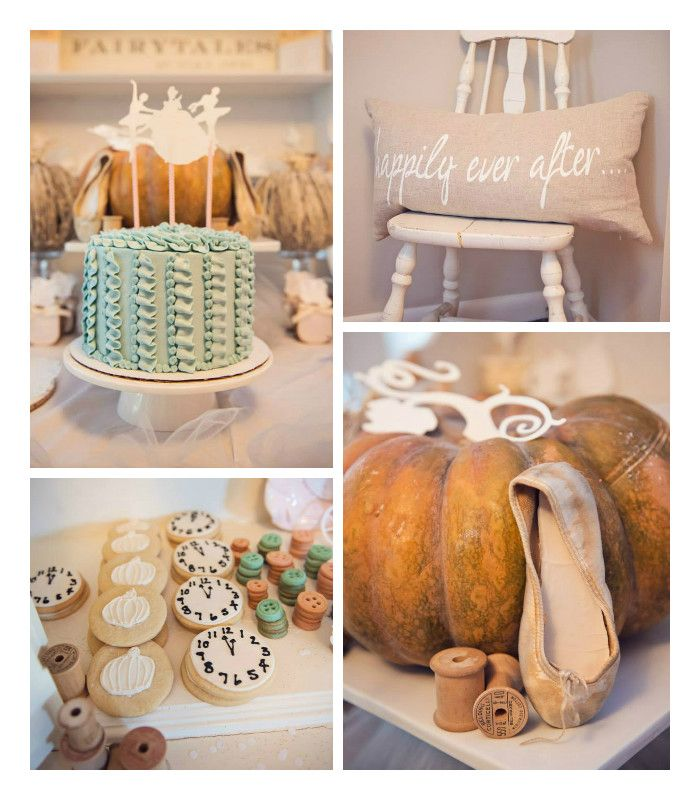 Cinderella Ballet Themed Birthday Party Themed birthday parties