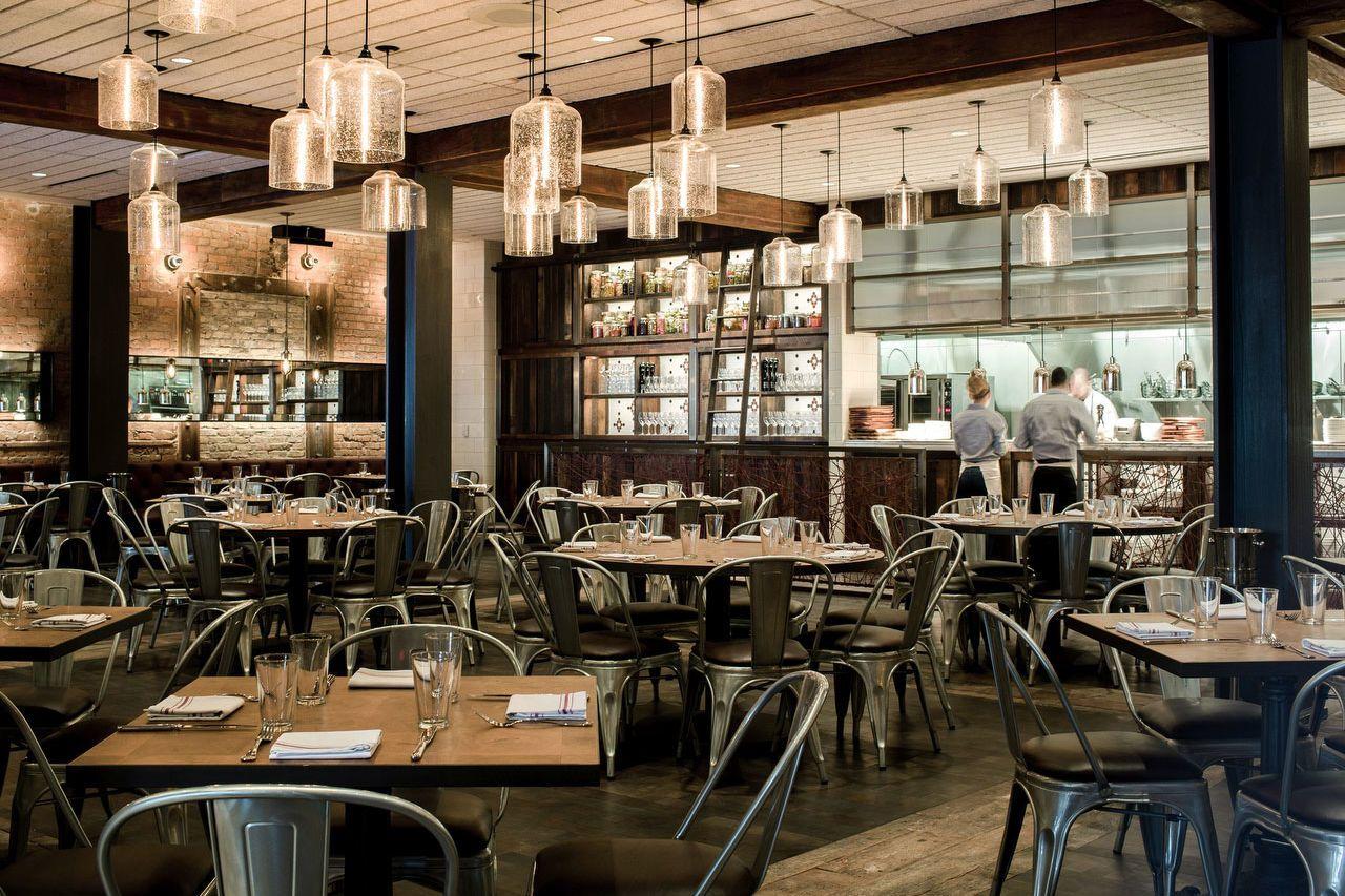 100 Best Restaurants In The South Modern Restaurant Niche Modern Niche Modern Pendant