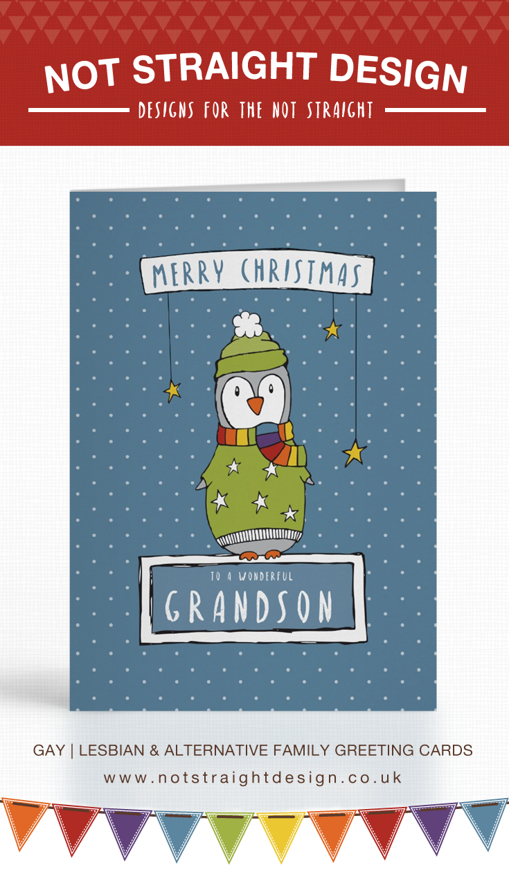 This Christmas Card Is From Not Straight Design Sketch Christmas