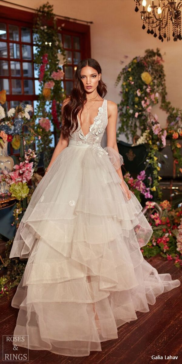 Galia Lahav Wedding Dresses Fall 2018 Collection | Galia lahav ...
