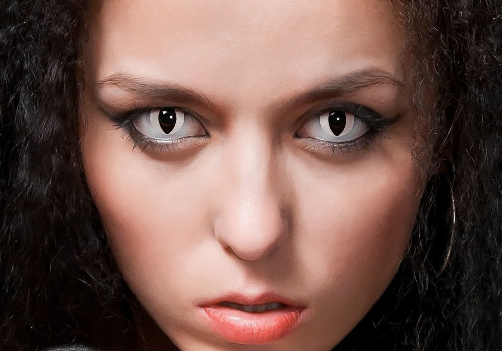 Where To Get Colored Contacts For Halloween