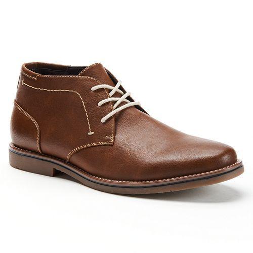sonoma goods for life braydon s chukka boots