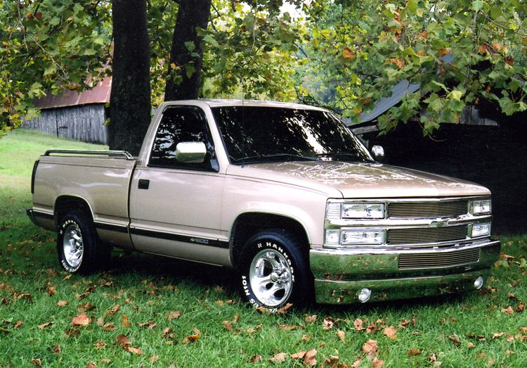 Customer Submitted Pictures of 19881998 Chevy Trucks  LMCTruck
