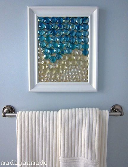18 Coastal Home Decor Projects is part of Unique home Projects - Are you a beach babe  Bring the sand and sea into your home decor with these inspirational projects