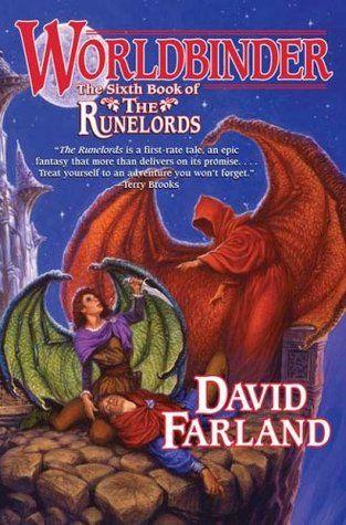 Worldbinder (Runelords, #6)
