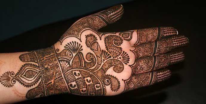 Mehendi Ceremony S List : Best arabic mehndi designs full hands and feet photography