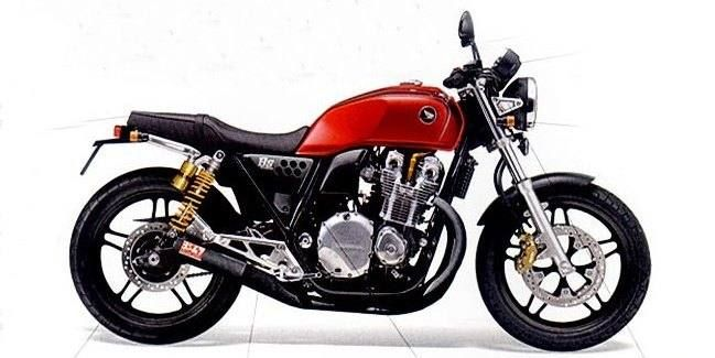 Honda CB1100 Bad Seeds Limited Edition