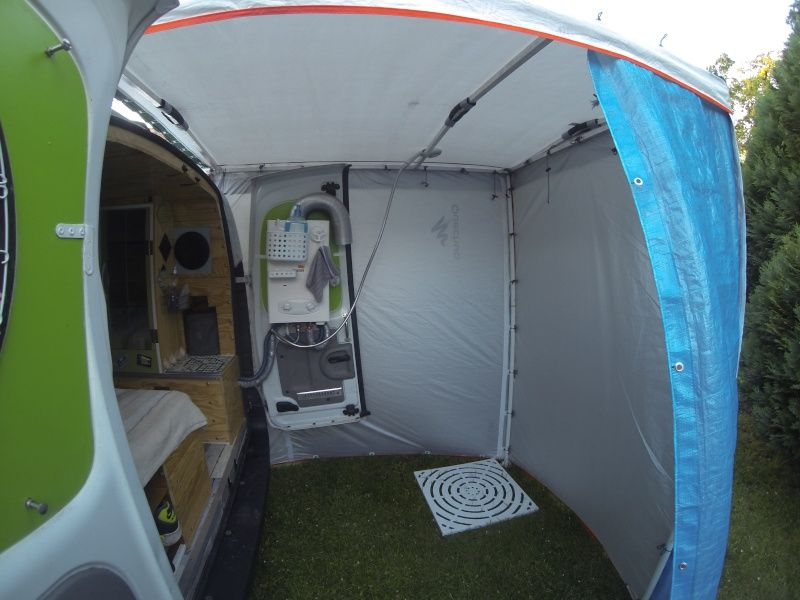am nagement kangoo rallong kangoo camping car powa pinterest amenagement kangoo. Black Bedroom Furniture Sets. Home Design Ideas