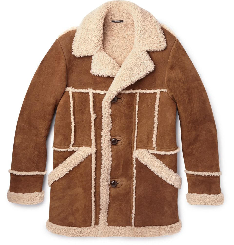Tom Ford - Shearling Jacket | MR PORTER | Men's Fashion