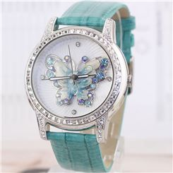 Romantic Life Chic Butterfly Watches for Women