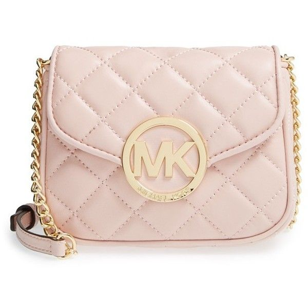 MICHAEL Michael Kors 'Small Fulton' Quilted Crossbody Bag ($178 ... : michael kors fulton quilted tote - Adamdwight.com