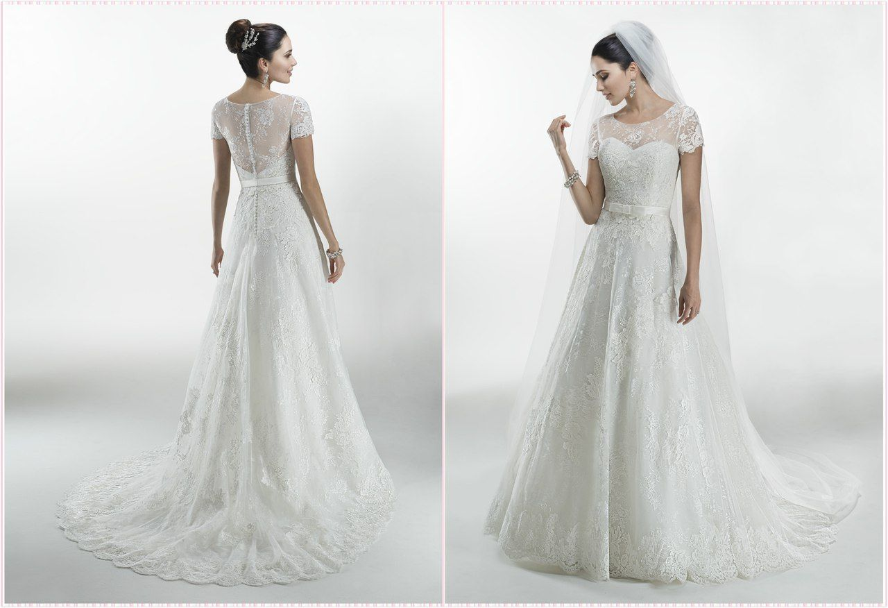 Aline wedding dress  Aline wedding dresses   photos  mariage  Pinterest  Wedding