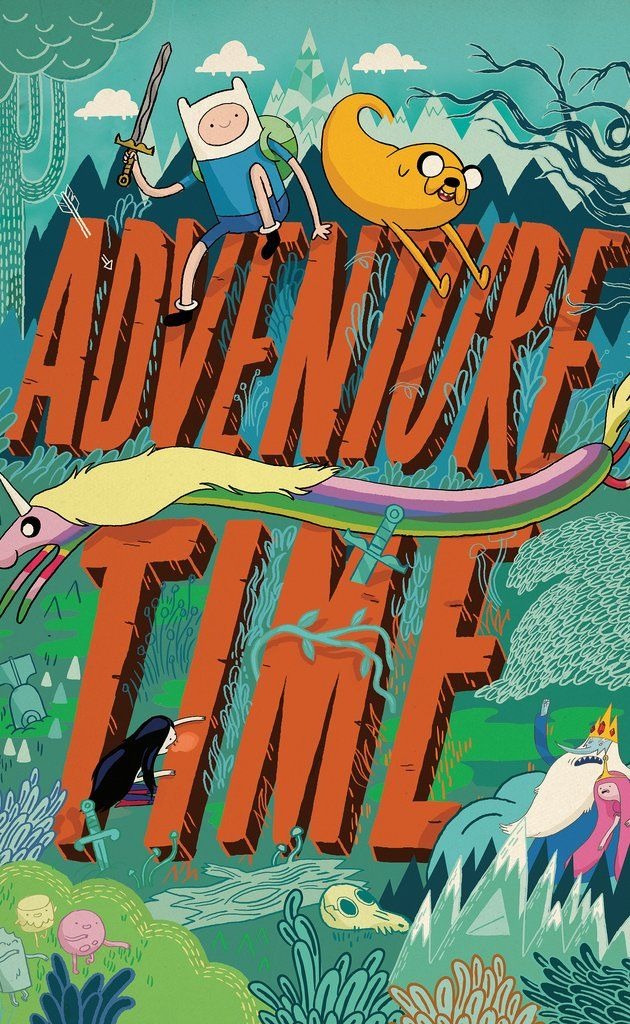 Adventure Time 2010 Created By Pendleton Ward With Jeremy