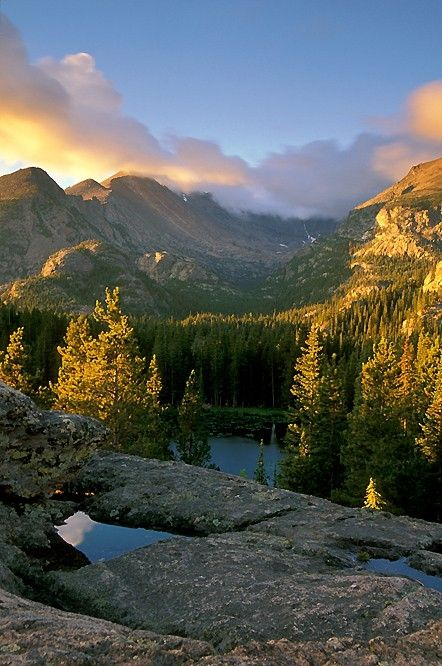 Rocky Mountain National Park In Colorado Is Breathtaking The Scenery Unending Wildlife Great And There S Many Diffe Places To Go