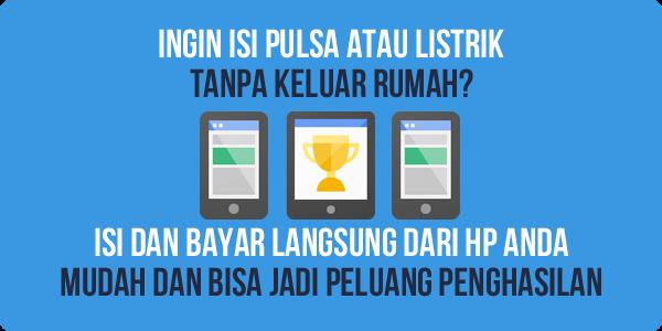 Agen Kios Pulsa Termurah Multi Payment Nusantara Listrik