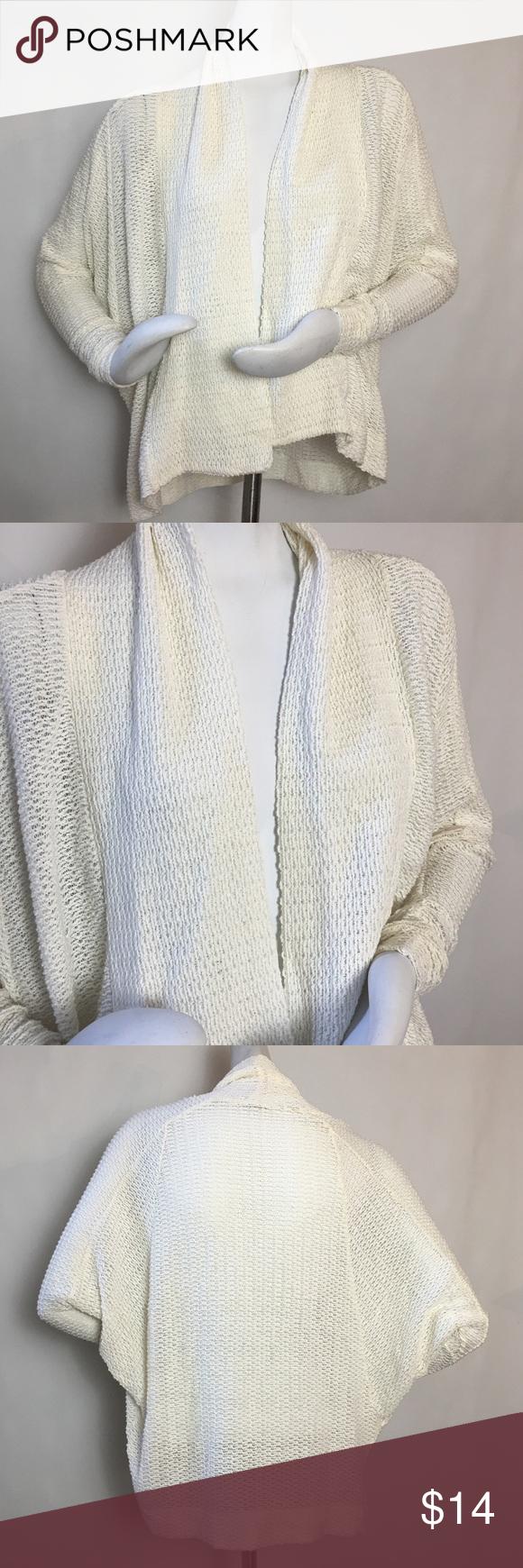 ecoté Shrug Cardigan Sweater | Shrug cardigan, Urban outfitters ...