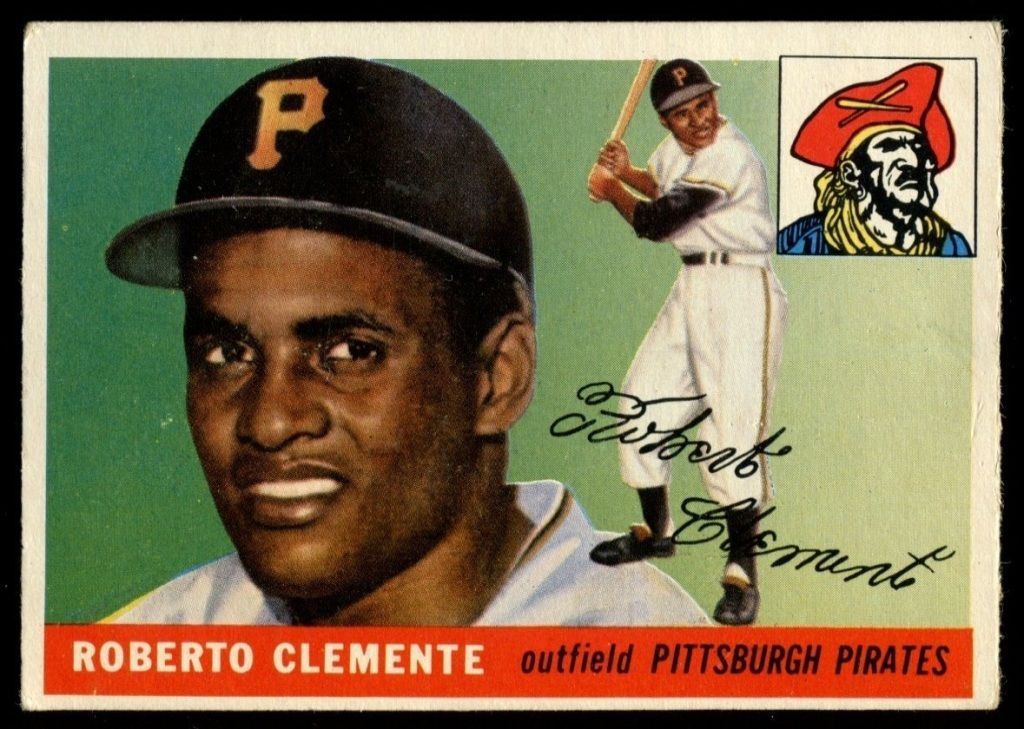 Pittsburgh Pirates Roberto Clementes Rookie Season Pittsburgh